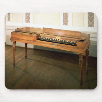Clavichord once owned by Franz Joseph Haydn Mouse Pad