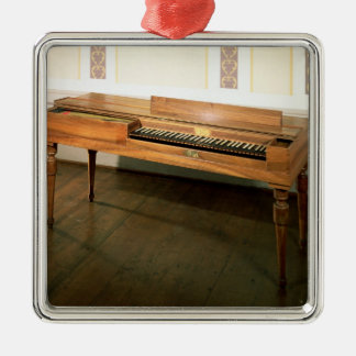 Clavichord, once owned by Franz Joseph Haydn Christmas Tree Ornaments