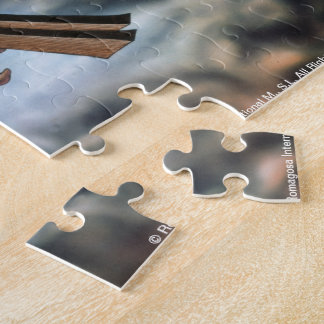 Clavileño - Don Quixote Jigsaw Cartoon Puzzles