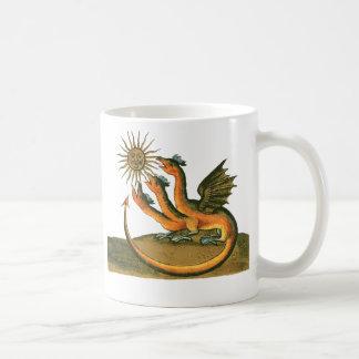 Clavis Artis Sun and Moon Symbols Coffee Mug