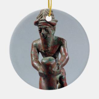 Clavo de la fundación de Gudea, príncipe de Lagash Ornatos