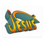 Clavo de los pescados de Jesús Postal