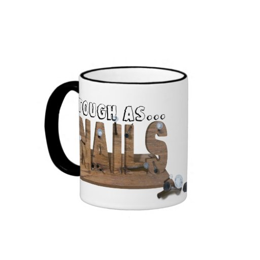 CLAVOS TAZA DE CAFÉ