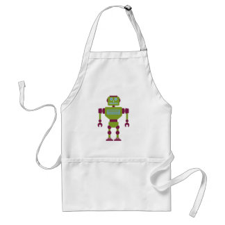 Claw Handed Robot Apron