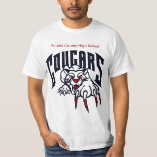 Clawing Cougar Logo T-shirt