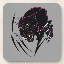Clawing Panther Coaster