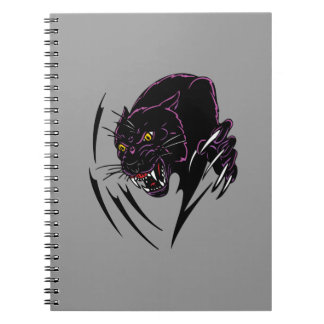 Clawing Panther Notebook