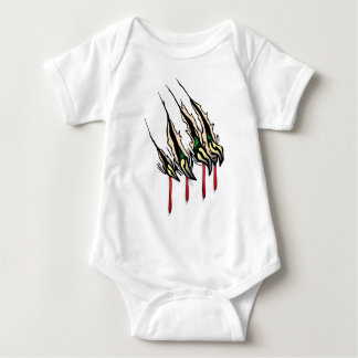 Claws Ripping Baby Bodysuit