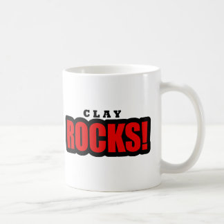 Clay, Alabama City Design Coffee Mug