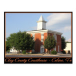 Clay County Courthouse - Celina, TN Postcards