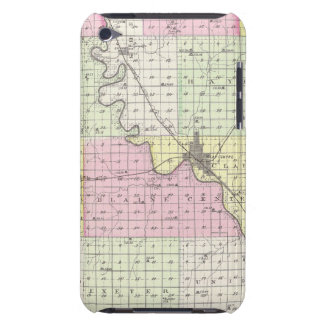 Clay County, Kansas iPod Case-Mate Case
