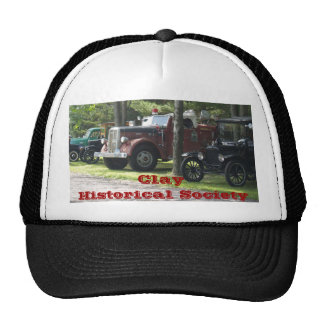 Clay Histor... Hat