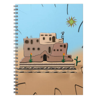 Clay House Notebook