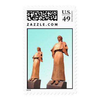 Clay Nike 1 Stamp