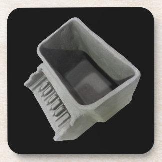 Clay Piano Pot Beverage Coaster