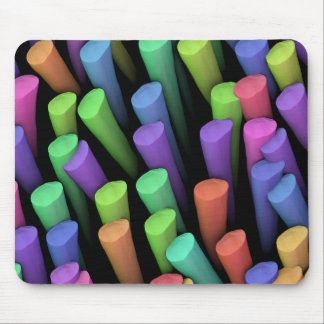 Clay Sticks - Mouse Pad