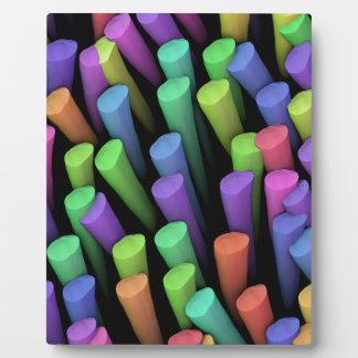 Clay Sticks - Plaque