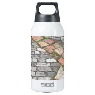 Clay Stone Path Thermos Water Bottle
