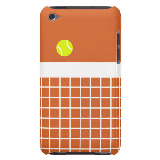 Clay Tennis Court Barely There iPod Covers