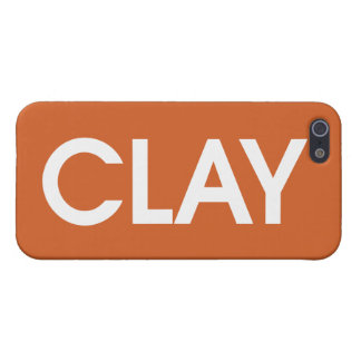 Clay Tennis Court Case For iPhone 5/5S