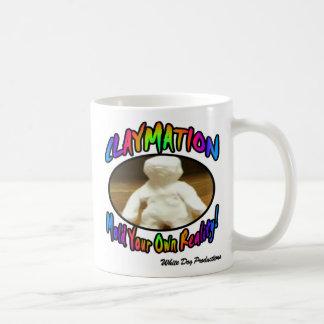 Claymation - taza