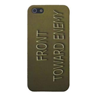 Claymore Mine Phone Cover Mk II