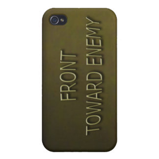 Claymore Mine Phone Cover Mk II