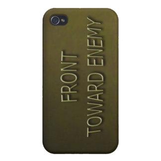 Claymore Mine Phone Cover Mk II iPhone 4 Cases