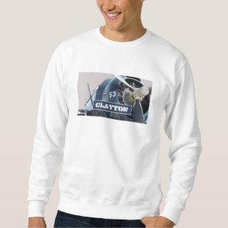 Clayton-Northrup Plane Personalized Sweatshirt