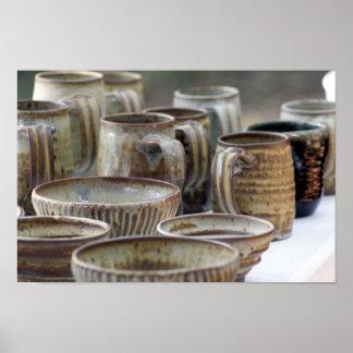 Clayware Print