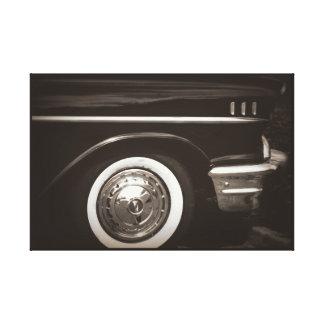 Clazziz Car Canvas Print