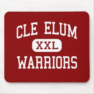 Cle Elum - Warriors - High - Cle Elum Washington Mouse Pad