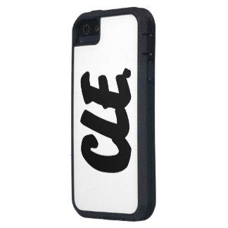 CLE Letters iPhone SE/5/5s Case
