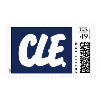 CLE Letters Stamps