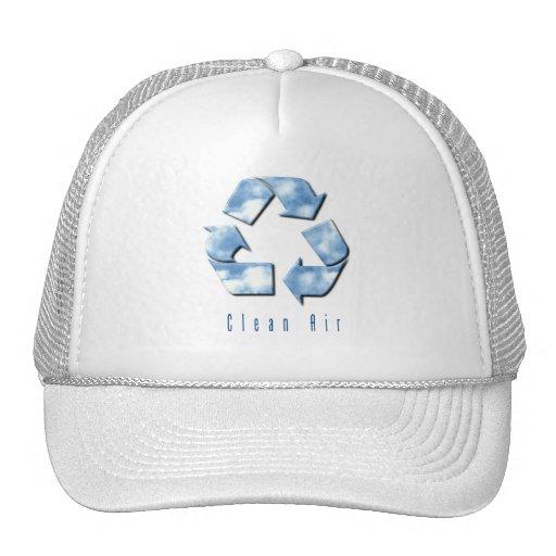 Clean Air Baseball Cap Trucker Hat