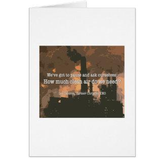 Clean Air Cards