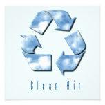 Clean Air Invitation