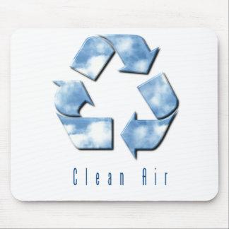 Clean Air Mouse Pad