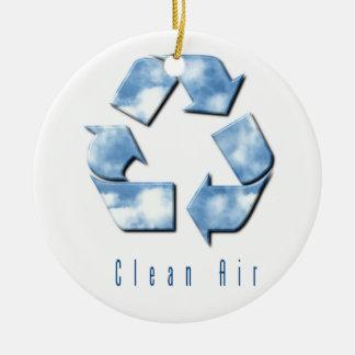 Clean Air Ornament