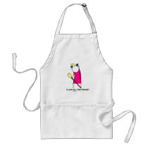 Clean ALL the Things? Apron