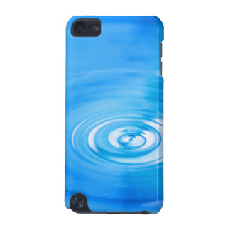 Clean blue water ripples iPod touch 5G cases
