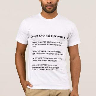 Clean Cranial Nervonics T-Shirt