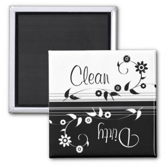 Clean Dirty Dishwasher Magnet