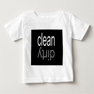 Clean/Dirty Dishwasher Magnet Baby T-Shirt