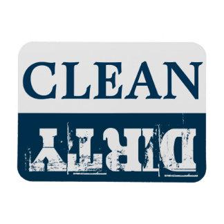 CLEAN-DIRTY Dishwasher Magnet - Flex - 4