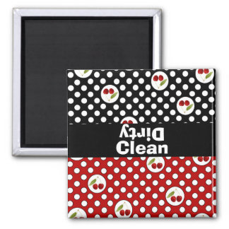 Clean & Dirty Fun Dishwasher Magnet