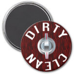 Clean Dirty Magnet 2