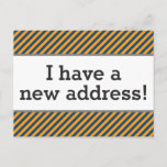 [ Thumbnail: Clean, Elegant and Respectable New-Home Postcard ]
