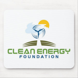 Clean Energy Foundation Mouse Pad