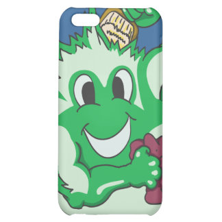 Clean Energy Green Colored iPhone 5C Cover